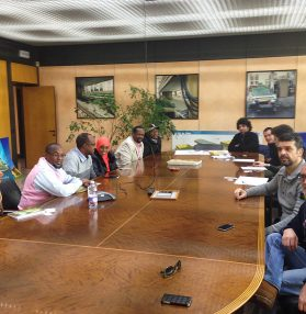 Officine di Cartigliano Spa | Kenya government Mandera county delegation