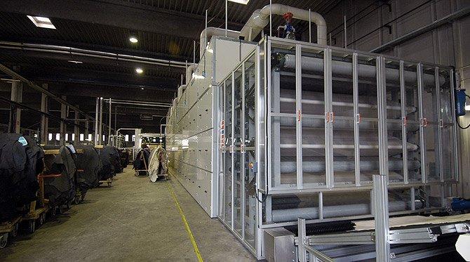 Officine di Cartigliano | Divisone Pelle - Condizionatori - Condizionatore modulare TAIC