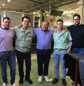 Officine di Cartigliano Spa | MIDORI HOKUYO, CHINA
