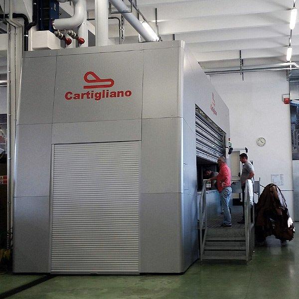 Dipartimento R&D | Officine di Cartigliano