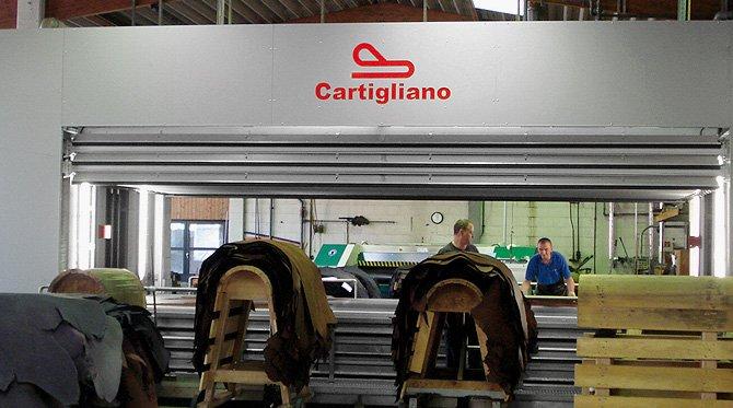 Officine di Cartigliano | Divisone Pelle - Sottovuoti - A-CNS