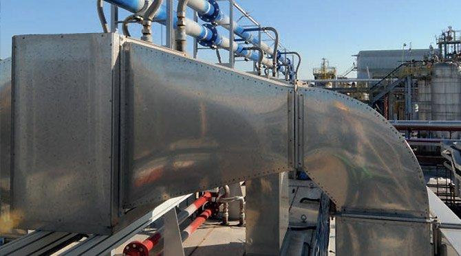 Divisone Ambiente - Essicatoio EFT | Officine di Cartigliano