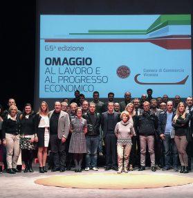 Premio Progresso Economico 2014 | Officine di Cartigliano