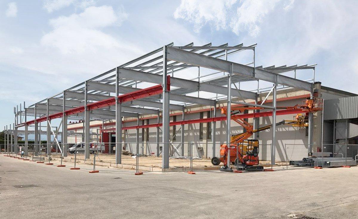 Officine di Cartigliano Spa: una fabbrica che cresce