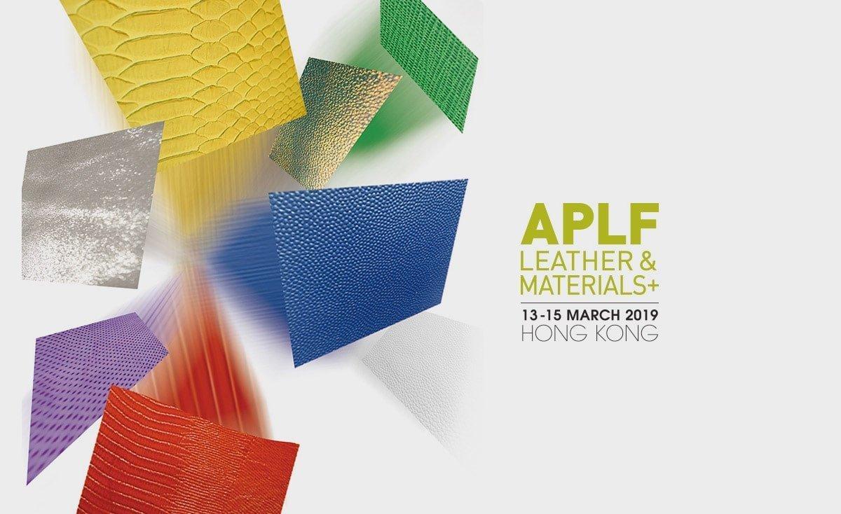 APLF Leather & Materials+ 2019